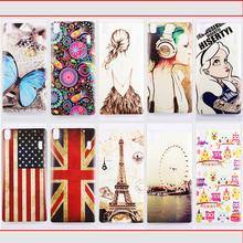 10 pattern soft for Lenovo K3 Note K50-T case Butterfly cartoon cute painting for Lenovo K3 Note K50-T case cover