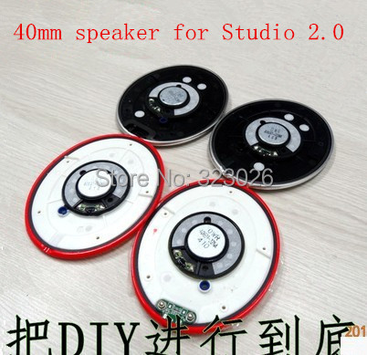 40mm speaker unit,bluetooth version,Headphone Accessories for studio 2.0<br><br>Aliexpress