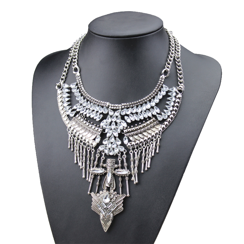 Vintage Necklace 2015 New Fashion Bohemian Style Jewelry