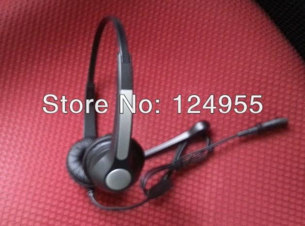 SPA headset +2.5mm jack for AT&T 992 993 & Polycom GXP2000 IP SE220 SE225 & 330(China (Mainland))