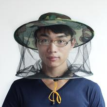 Camouflage Beekeeping Hat Clothing Queen Bee Keeping Hat for Beekeeper Clothes Suit(China (Mainland))