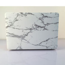 5 Colors Marble Painting Matte Hard Case Cover for Macbook Air Pro 11 12 13 15 Laptop Bag Free Shipping(China (Mainland))