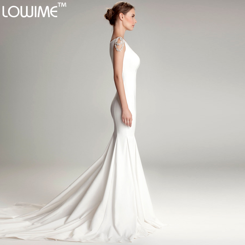 Designer White Dresses - Dress Xy
