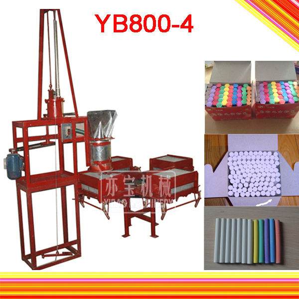 YB800-4 Electric Blackboard Chalk Production making Machine Different Color available(Hong Kong)