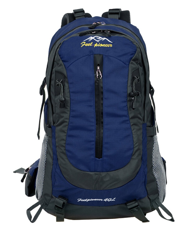 Manufacturers selling waterproof nylon mountaineering bag backpack outdoor climbing package 999 seven color - Lady gaga to open shops store