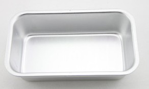 Rectangle cake mould cheese chocolate brownlee mould anode toast