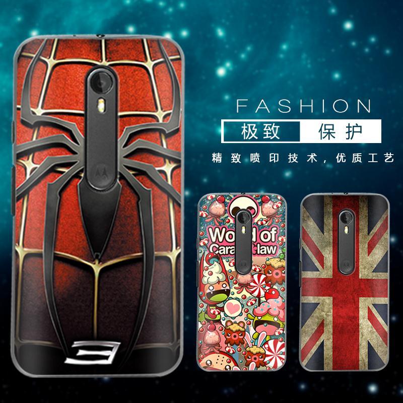For Motorola Moto G 3rd gen/Moto G Gen 3/Moto G3 Phone Case Cases Cover Shell Cute Cartoon Cover Patterned Cartoon(China (Mainland))
