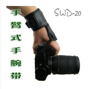 Camera wristband Hand strap for single-lens reflex camera Canon Nikon Sony FUJIFILM Free shipping(China (Mainland))