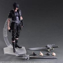 Buy Final Fantasy XV Play Arts Kai Action Figure Noctis Lucis Caelum Collection Anime Model PVC Toys FF Playarts Kai 260MM for $39.00 in AliExpress store