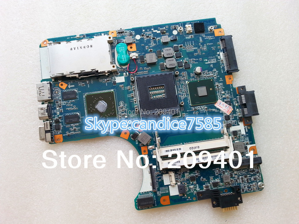 1P-0106J01-8011 Laptop Motherboard for Sony M961 MBX-224 &amp;Fully tested<br>