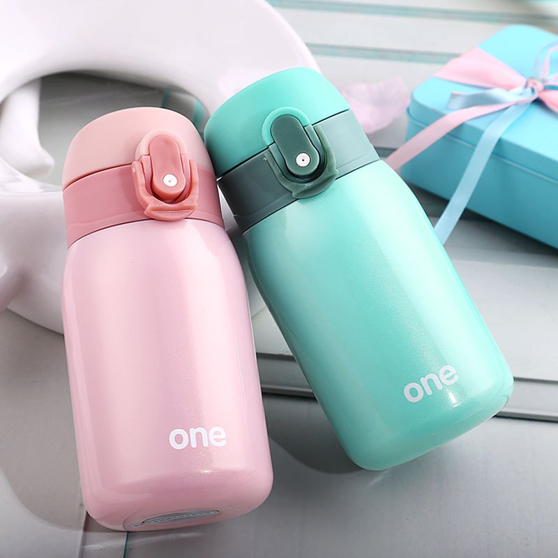 Hot Thermo Mug Vacuum Cup Stainless Steel thermos Bottle Belly cup Thermal Bottle for water Insulated Tumbler For Car Coffee Mug(China (Mainland))