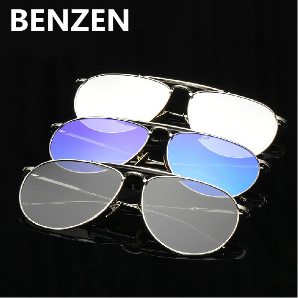 2015 Sunglasses Men Polarized Dual Beam Colorful Male Aviator Sunglasses UV Protect Flat  Sun Glasses  With Case 9088Одежда и ак�е��уары<br><br><br>Aliexpress