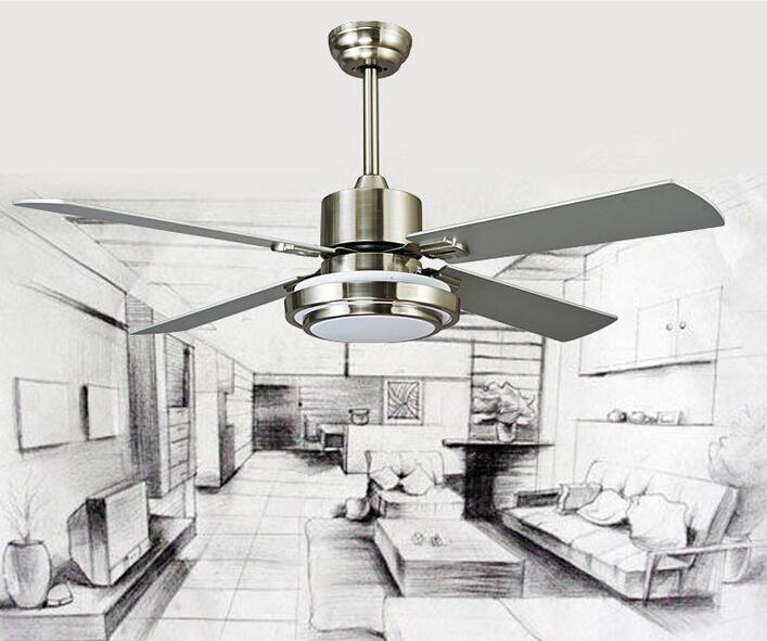 Look2015 New Cheap Ceiling Fan Lights 220V 64W AC