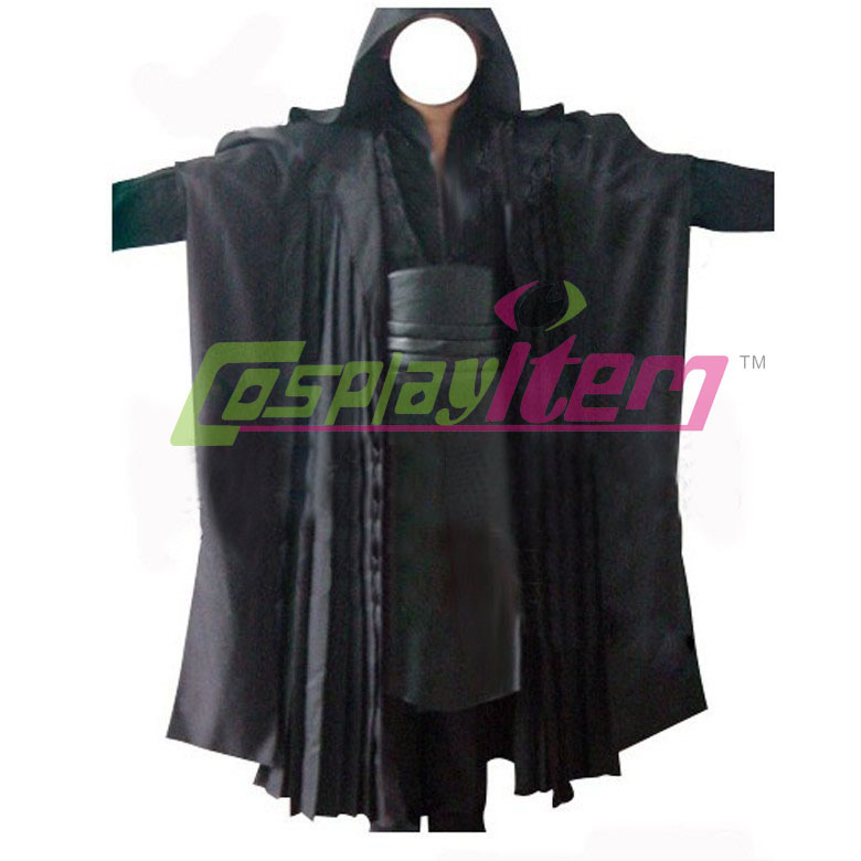 Custom Made Star Wars movie Darth Maul Tunic Robe Costum Movie Cosplay Costume for men/adultsОдежда и ак�е��уары<br><br><br>Aliexpress