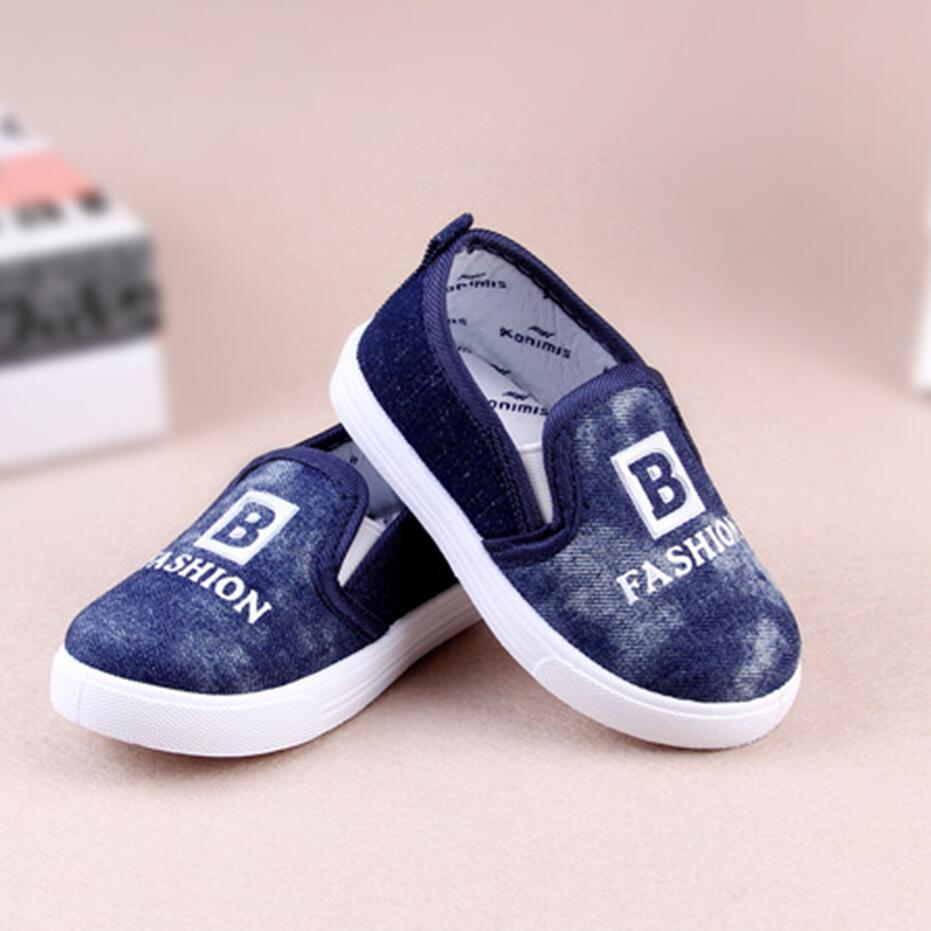 2016 fashion leisure spring boy baby shoes soft soled