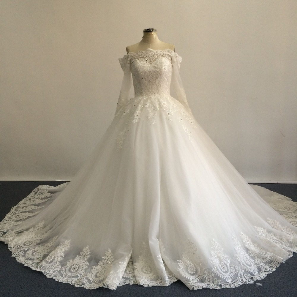 Buy 2016 real image elegant off the for Wedding dresses to buy off the rack