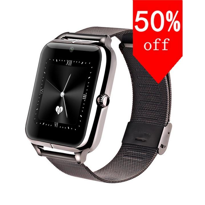 2017 Bluetooth Sport Smart Watch MTK WristWatch Health for Samsung S3 S4 S6 edge Note 3 4 5 for HTC LG G2 G3 G4 Android Phone(China (Mainland))