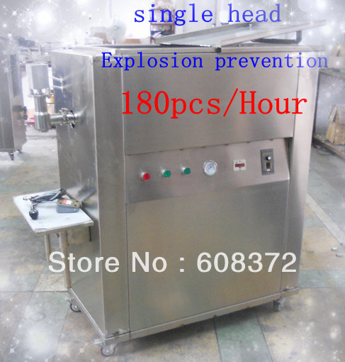 No corrosion 500ml sauce filler machinery, pneumatic  liquid and paste machine , easy operation & high effciency