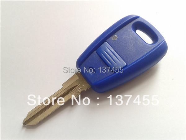 Horande car key Fiat 1 button remote keys fiat remote key blank shell wholesales(China (Mainland))