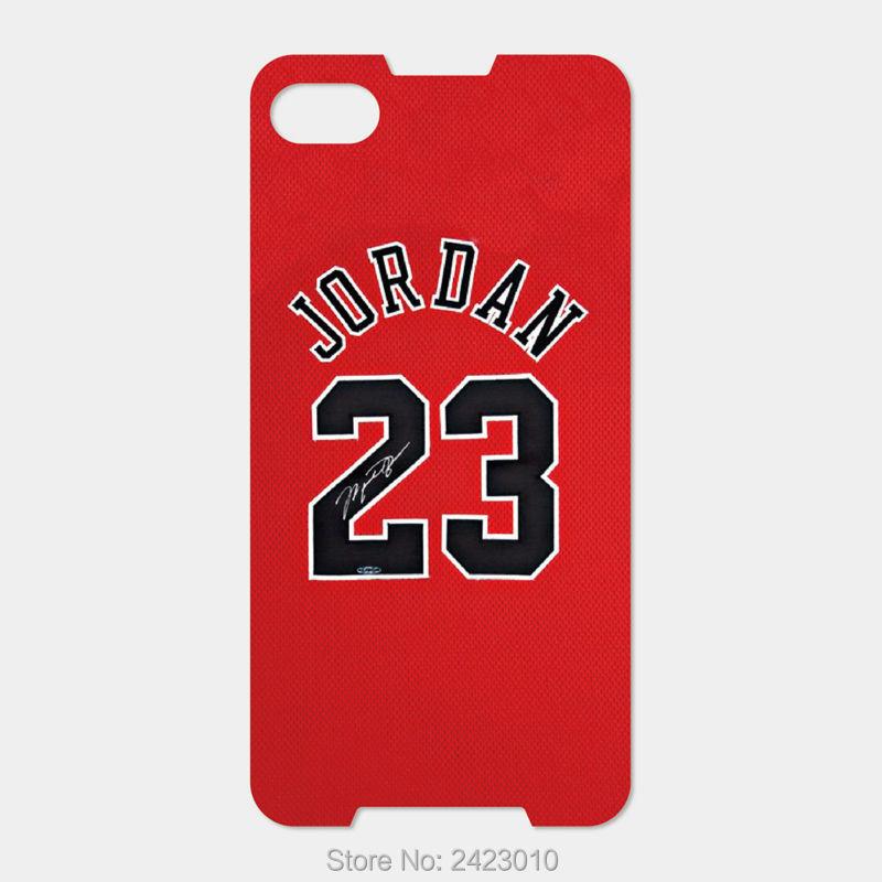 For Blackberry Z30 Z10 Z3 Passport Q30 Q20 Q10 Q5 priv Dtek50 Patterned Cover NBA jersey Michael Jordan No. 23 mobile phone case(China (Mainland))