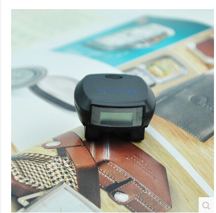 Authentic multifunction electronic pedometer walking calorie consumption is old running back table(China (Mainland))