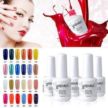 Elite99 15ml UV Nails Gel Professional Professional Long Lasting Manicure Gelpolish Gels For Nails UV Gel UV Color(China (Mainland))