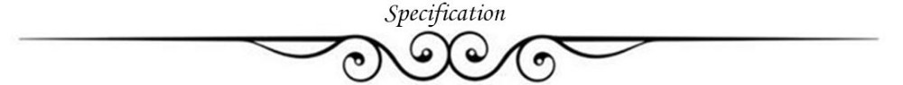 2specification
