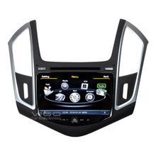 Car Stereo GPS Navigation for Chevrolet Cruze 2013 DVD Player Multimedia Headunit Sat Nav Autoradio Radio RDS Bluetooth A2DP