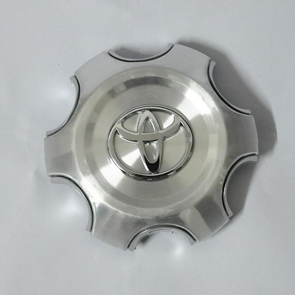 1pcs-140mm-95mm-Silver-Full-Chrome-Wheel-center-Hub-Cap ...