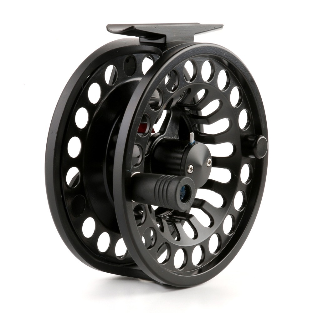 Best Price Fly Fishing Reel 7/8WT Die-casting Large Arbor Chinese Aluminum Fly Reel(China (Mainland))