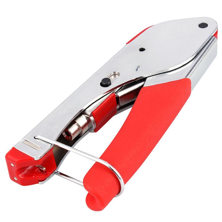 RG6 Coax Crimping Tool Connector Compression Tools Crimper for Coaxial RG59 Coax Cable(China (Mainland))