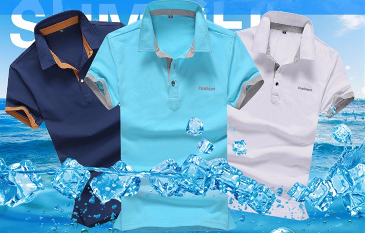 Camisa polo barata Fashion