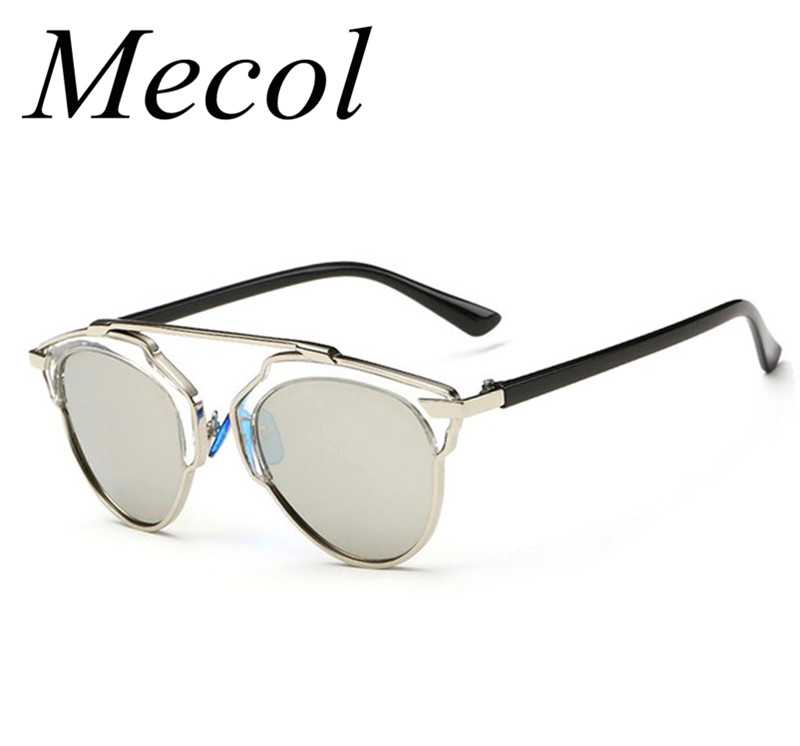 Vintage Metal Frame Glasses : 2016 Vintage Metal Frame Sunglasses Women New Designer ...