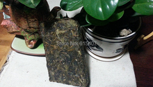 fresh pu er tea 250g Yunnan Chen fragrant old brick tea old tea trees Jingmai treasures