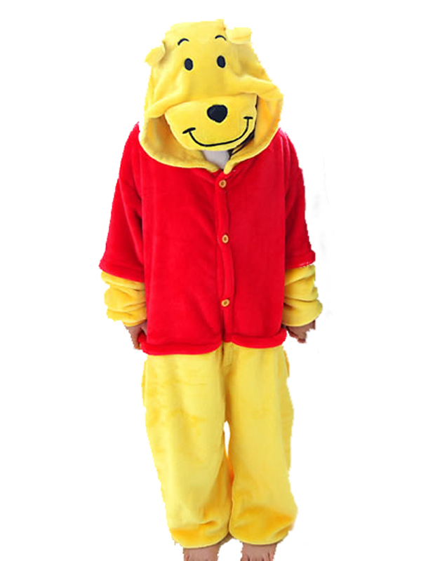 New Cuddle Bear Character Kids Kigu Character Halloween Costume Unisex Party Outfit(Hong Kong)