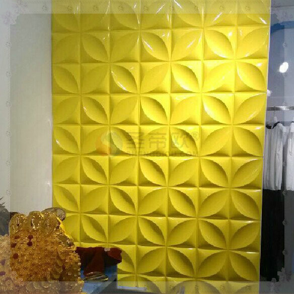 3d stereoscopic board embossed wallpaper living room tv for Decor company