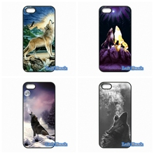 Howl Wolf Hard Phone Case Cover Huawei Ascend P6 P7 P8 Lite P9 Mate 8 Honor 3C 4C 6 7 4X 5X G7 G8 Plus - Top Cases Sale store