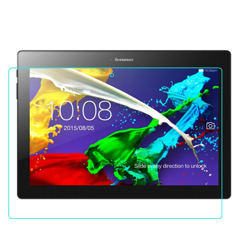 "Гаджет  Tempered Glass Screen Protector Film for Lenovo Tab 2 A10 A10-70 10.1"" Tablet + Alcohol Cloth Free Shipping None Компьютер & сеть"