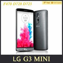 Original LG G3 Beat S F470 D725 D728  Unlocked Mobile Phone Quad-Core 8GB ROM 5.0″ inch 8MP Camera G3 mini Android Refurbished