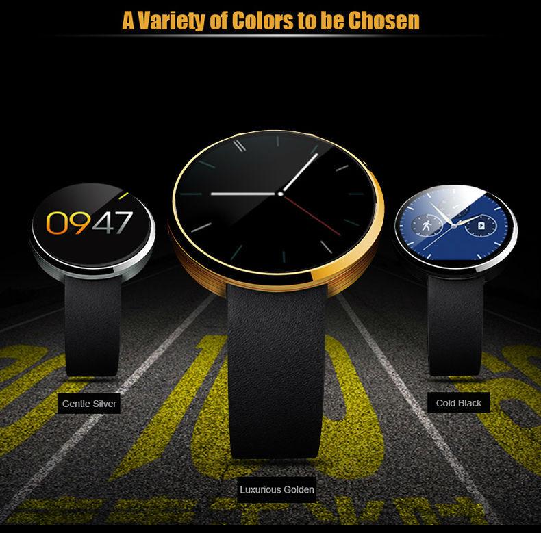 Aliexpress.com: Comprar Reloj inteligente DM360 monitor de ritmo ...