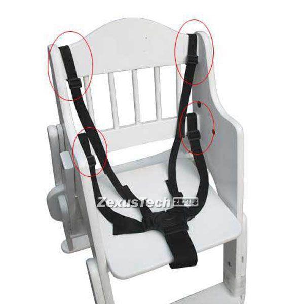 Achetez en gros chaise haute si ge ceinture en ligne des grossistes chaise haute si ge - Harnais de securite chaise haute ...