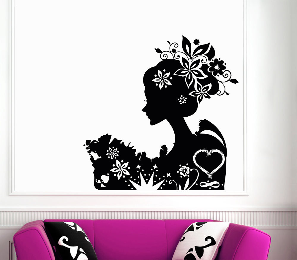 Popular Sticker Wall SpaBuy Cheap Sticker Wall Spa Lots From - Custom vinyl wall decals for hair salon