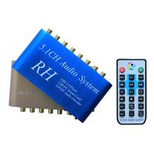 New SPDIF Audio Decoder 5.1CH Channel Digital + USB-PC Digital Sound Card + USB 2.0 media player + Optical Fiber Coaxial Decoder(China (Mainland))