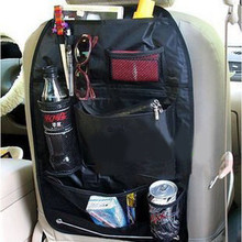 New Car Accessories Seat Covers bag Storage multi Pocket Organizer car seat Bag of Back seat of chair Back Hanger Free shipping(China (Mainland))