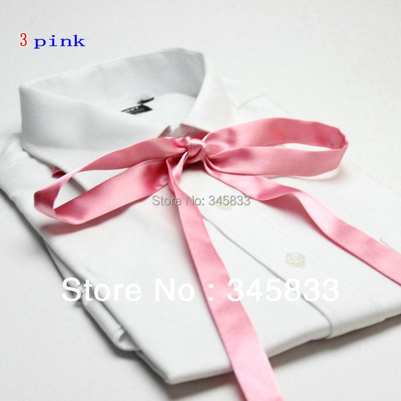 Женщины галстук-бабочка марка длинная bowties ручной работы женщины аксессуары