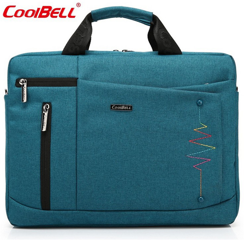 Fashion Business Tablet PC 15.6 inch Laptop Briefcase Hot Sale Brand Men's Bag Waterproof Wear-resisting Nylon Cross Bag Z274(China (Mainland))