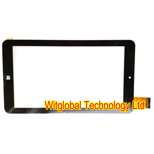 New touch screen digitizer For 7 Windows Tablet DEXP Ursus 7W Touch panel Glass Sensor Replacement Free Shipping