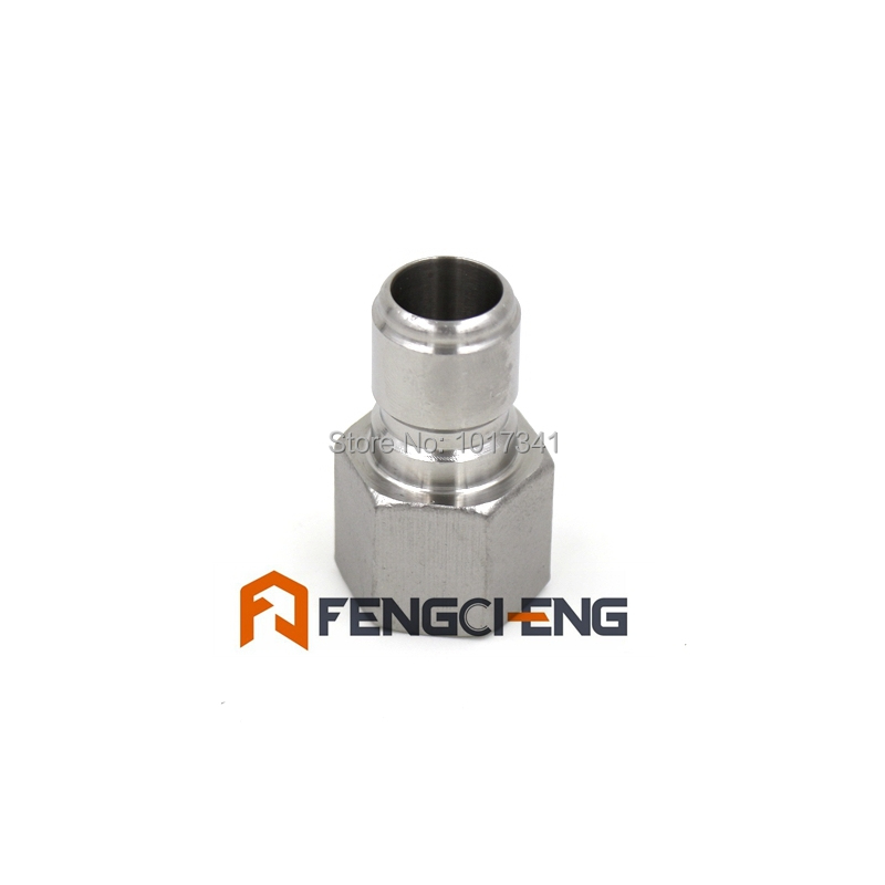 """Stainless Male Quick Disconnect Set, Homebrew Fitting, 1/2""""FNPT, Wholesale and Retail(China (Mainland))"""