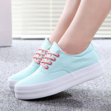 Canvas shoes woman 2015 zapatos mujer fashion Trifle casual shoes women flat with women shoes