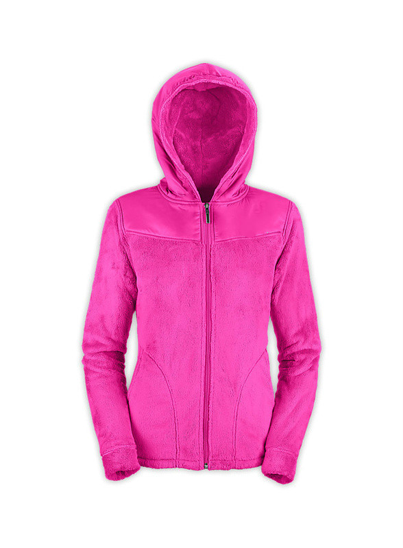 Fashion Winter Women's Clothing Down Hooded Osito Jacket Ladies OSO Hoodie Fleece SoftShell Jackets Outdoor Woman Sportswear(China (Mainland))